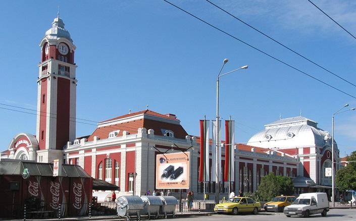 Warna - Dworzec kolejowy